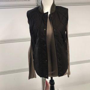 Filson, women's quilted field vest
